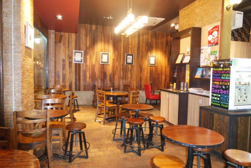 Wawee Coffee Innenbereich