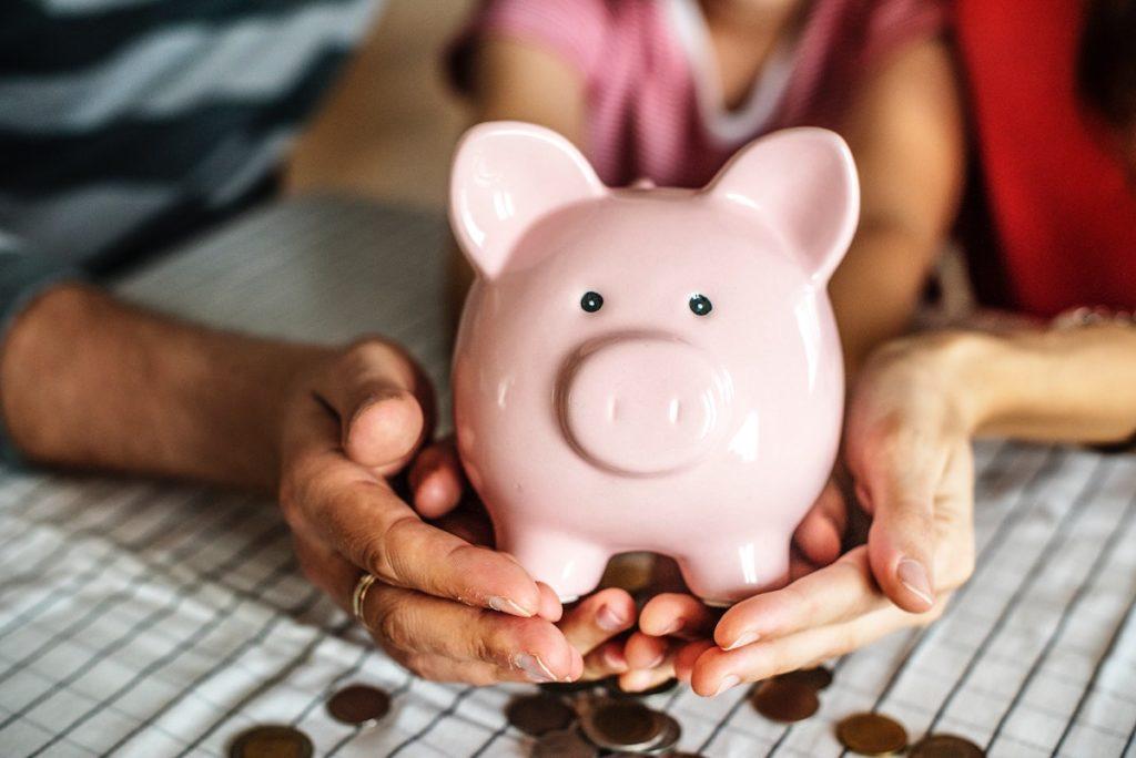 Finanzielle Rücklagen helfen gegen Existenzängste